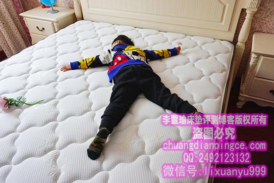 床垫舒适性测试