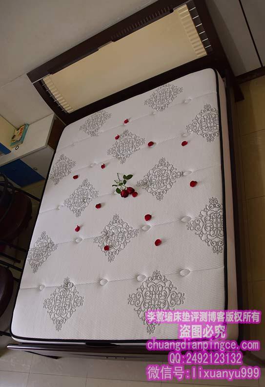 尼丝普林入门级乳胶弹簧床垫怎么样? 尼丝普林舒睡舒适版试用分享