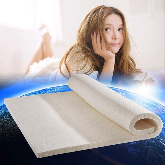 纯乳胶床垫怎么选?纯乳胶床垫一般选择多少厚度的比较好?
