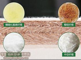 3d摩维棕是什么材质?和椰棕床垫相比哪种好?