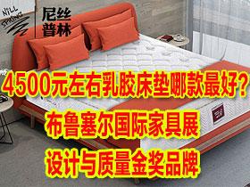 乳胶床垫哪款最好?欧洲百年床垫品牌/尼丝普林摩泽尔(奥维尔)评测
