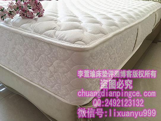 床垫转角处理细节