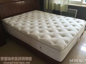 大牌乳胶床垫哪款好?金可儿威斯汀酒店定制款繁星A试用报告分享