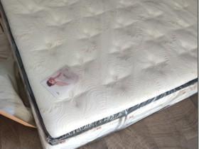 【买前警告】SW甜秘密天然凝胶椰棕席梦思独立弹簧软硬两用床垫Hiram海勒质量怎么样?有人说,太差了有这回事吗!