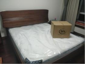 【良心诉说】Serta/美国舒达 乳胶床垫席梦思弹簧软硬两用哈佛怎么样?值得入手吗?爆料真实使用心得