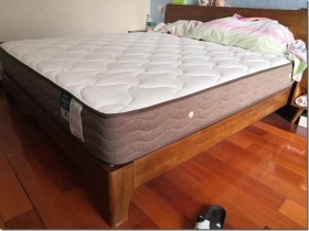 【图文评测】雅兰床垫护脊两面加硬席梦思床垫高尔夫少年怎么样?用户口碑好吗?有人说,太差了有这回事吗?