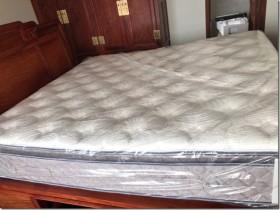 【买前警告】慕思3d床垫轻按摩释压棉席梦思双人透气床垫尚品怎么样?容易塌陷吗?使用一个月感受分享!