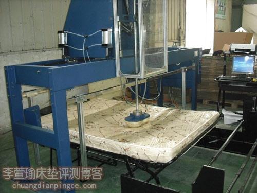 谈谈李萱瑜的床垫检测工作