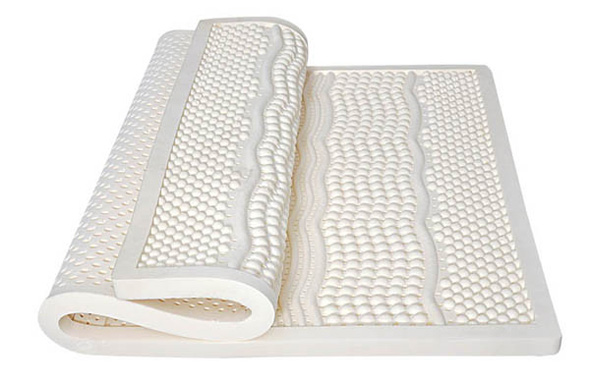 怎么选床垫疑问解答——乳胶弹簧床垫里的乳胶越厚越好吗?