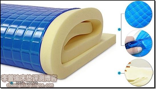 疑问解答——凝胶床垫和乳胶床垫有什么区别?哪个好?