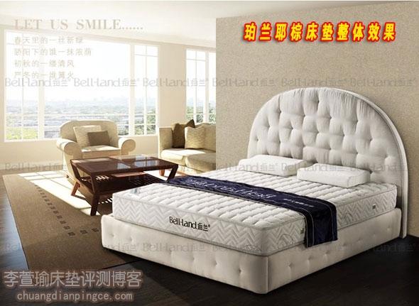 薄棕床垫哪款好?高箱床首选——珀兰22cm天然椰棕薄床垫试用报告