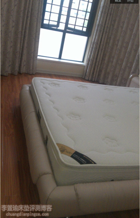 """尼丝普林床垫怎么样?用户使用分享——我与""""她""""的相遇相识相知"""