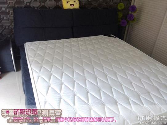 淘宝入门级乳胶弹簧床垫销量冠军——sweetnight芭比试用分享