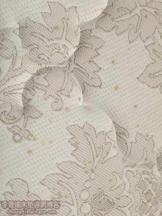 床垫问题反馈——警惕!梦甜甜床垫使用半年出现霉斑,你买了吗?