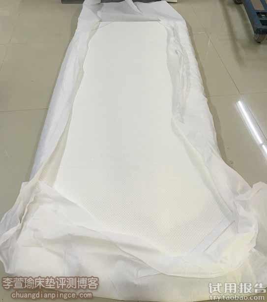 纯乳胶床垫哪款好?dorlux越南进口纯乳胶床垫试用分享