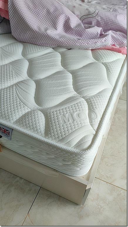 【买前必看】MOONLIGHT FAMILY乳胶弹簧床垫MF1131口碑好吗?有买了后悔的吗?买家使用一年感受分享