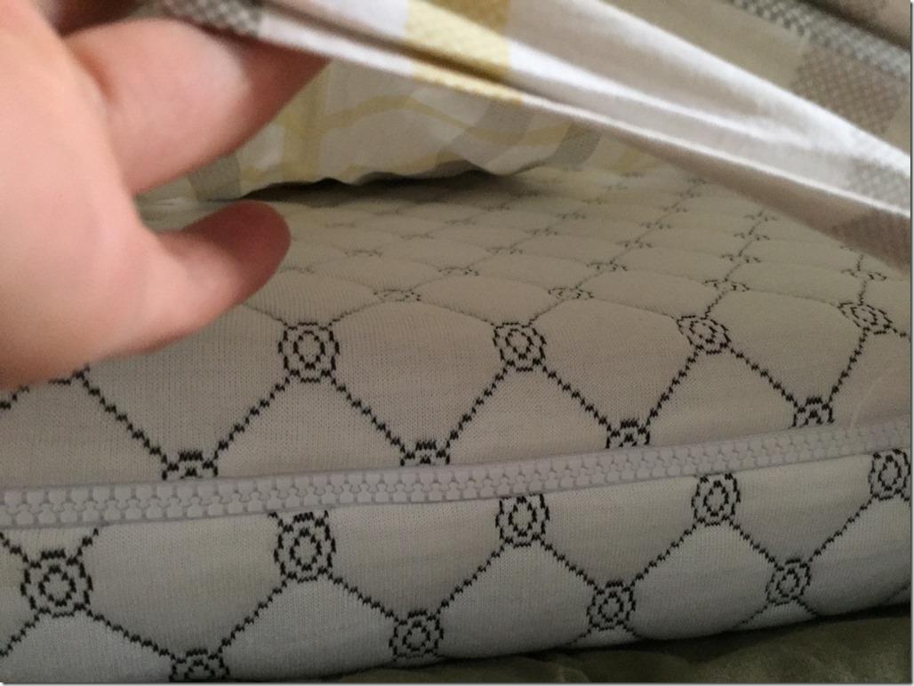 【良心诉说】金橡树双面针孔进口纯乳胶床垫怎么样?好用吗?爆料真实使用心得
