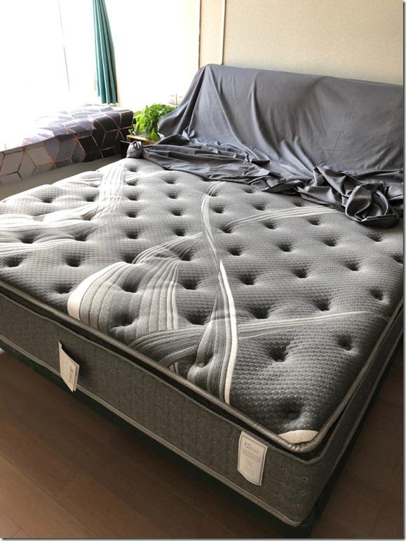 【深度爆料】金可儿乳胶独立弹簧床垫席梦思酒店款繁星B好用吗?质量怎么样?有退货的吗?