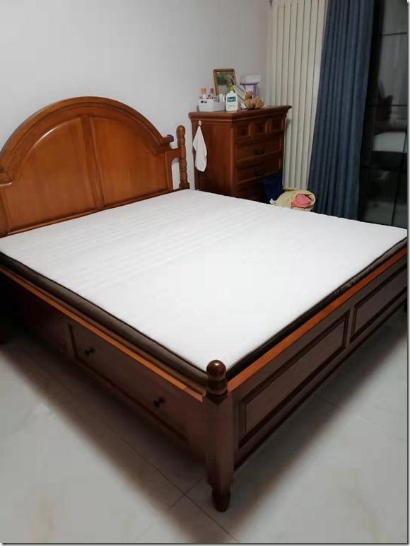 【吐槽】8H乳胶床垫1.8m可折叠床垫黄麻棕榈护脊偏硬薄席梦思MC值得入手吗? 用户口碑好吗?优缺点曝光测评!