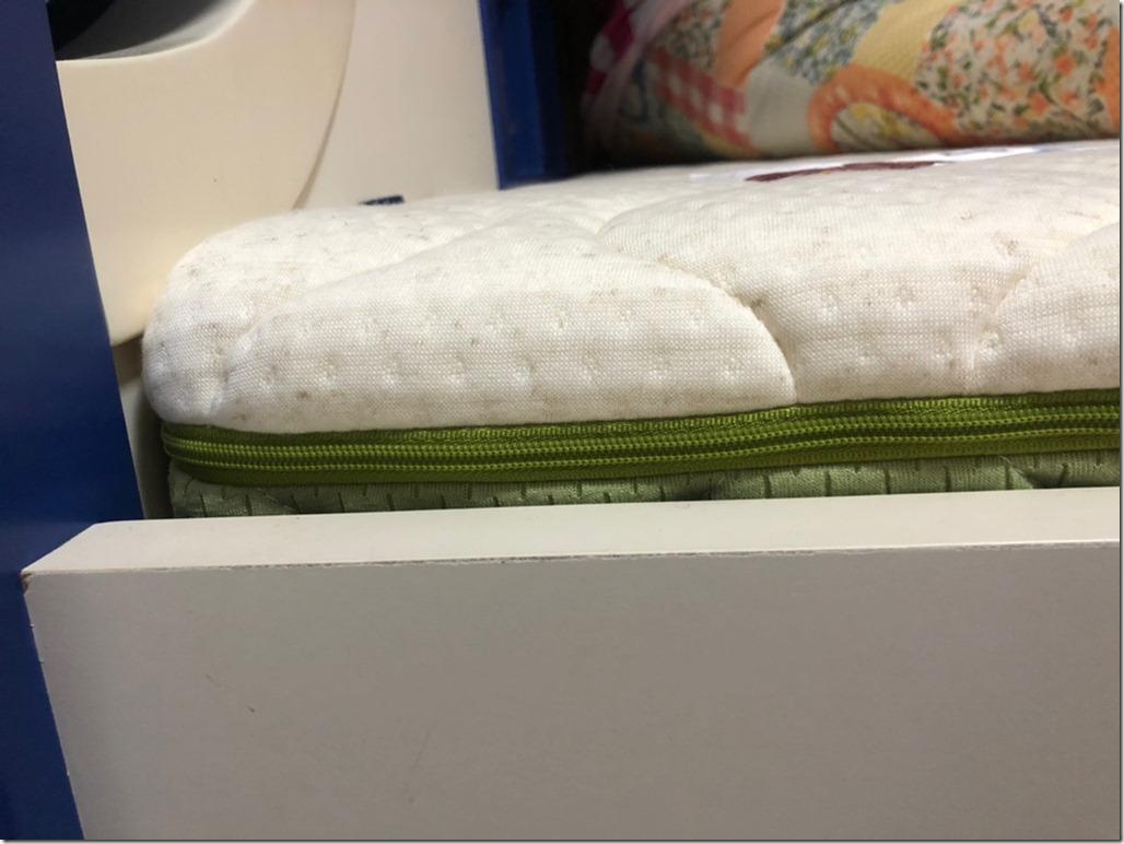 【纯进口儿童床垫】ecus益卡思上下高低子母床双层床床垫Turina图里纳怎么样?环保吗?爆料真实使用心得