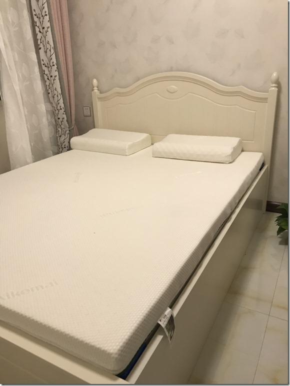 【爆料】艾可麦泰国原装进口乳胶床垫CD01怎么样?软吗?气味大不大?使用一个月感受分享!