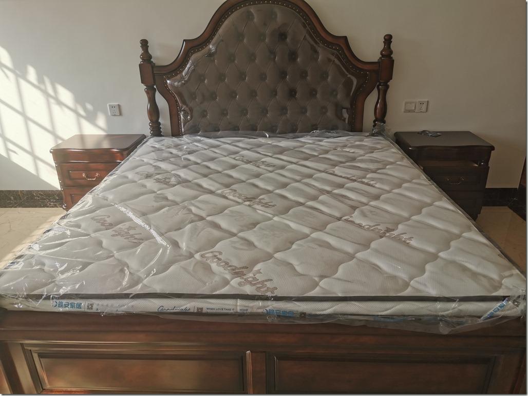 【入手感受】晚安乳胶弹簧软硬两用天然椰棕床垫WGD22怎么样?气味大不大?口碑质量揭秘反馈