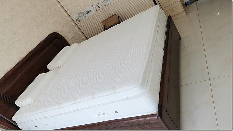 【使用感受】尼丝普林乳胶床垫加厚5cm五星级酒店款莱茵怎么样?值得入手吗? 口碑质量揭秘反馈