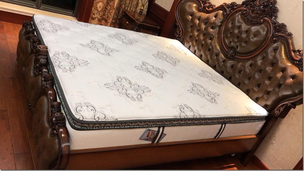 【良心诉说】Sealy/丝涟美姿感应弹簧床垫焕然新姿怎么样?容易塌陷吗?使用一个月感受分享!