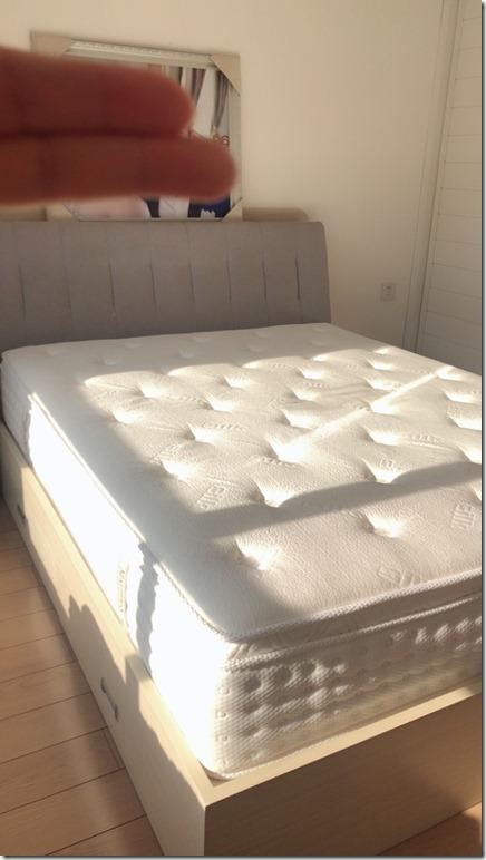 【图文评测】SW甜秘密五星级酒店专用天然乳胶独立弹簧超软席梦思床垫凯蒙怎么样?值得入手吗?使用一个月感受分享