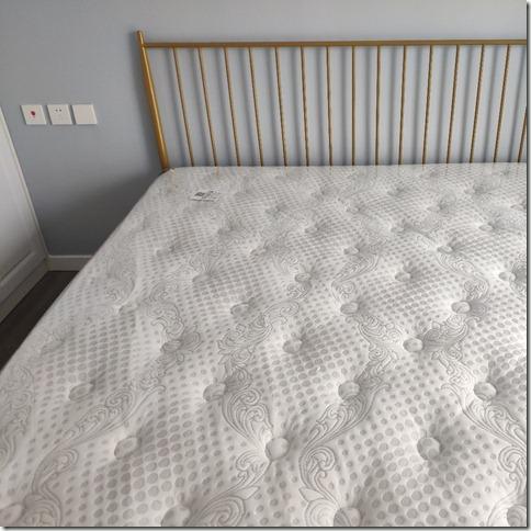 【入手感受】喜临门床垫3CM加厚乳胶静音弹簧席梦思防螨床垫软垫舒缦2S怎么样?质量差不差?不想被骗看下这里