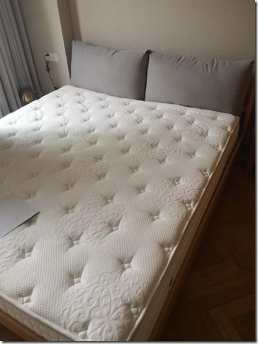 【深度爆料】金可儿乳胶弹簧席梦思偏硬床垫世茂皇家艾美酒店款怎么样?为何评价这么好?爆料真实使用心得