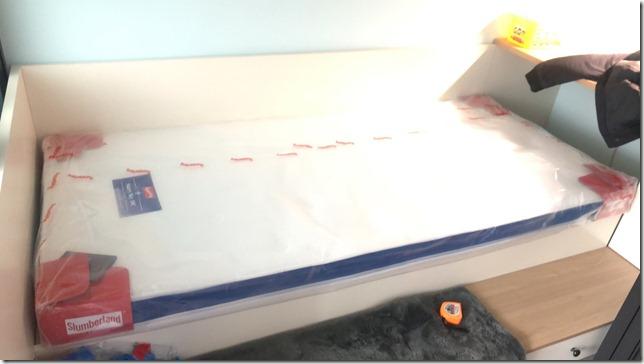 【使用反馈】斯林百兰儿童乳胶床垫透气麻棕薄床垫星空10c怎么样?质量差不差?使用一个月感受分享