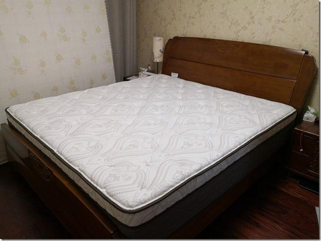 【买前警告】雅兰异域风情帝王奢华独立弹簧席梦思高纯度乳胶床垫驭帆怎么样?有买了后悔的吗?